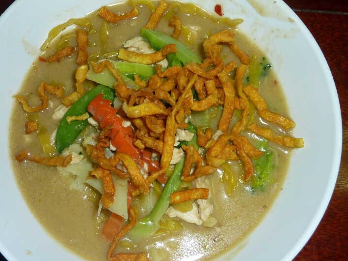 Kao Soi (Noodle Curry)