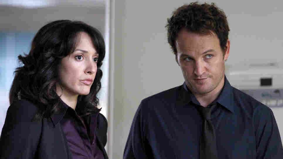 Jennifer Beals and Jason Clarke are among the stars of The Chicago Code, which Fox canceled Tuesday.