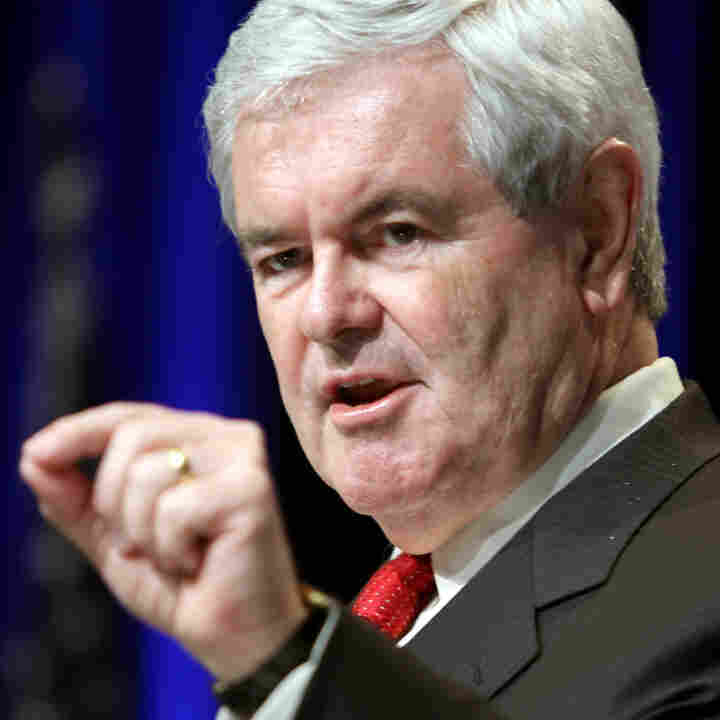 Gingrich In, But Can Newt Seem New Again?