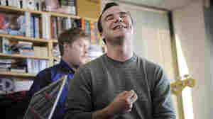 Future Islands: Tiny Desk Concert
