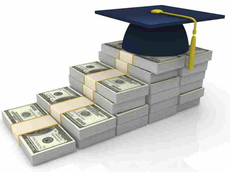 Americans now owe more on student loans than they do on credit card debt. Estimates show students graduating this year with about $27,000 in debt.