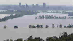 Across The Delta, Folks 'Watch In Awe' As Rivers Rise