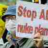 Japan Backs Off Of Nuclear Power After Public Outcry