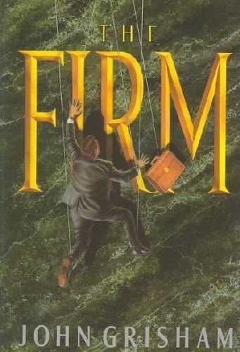 The cover of John Grisham's The Firm.