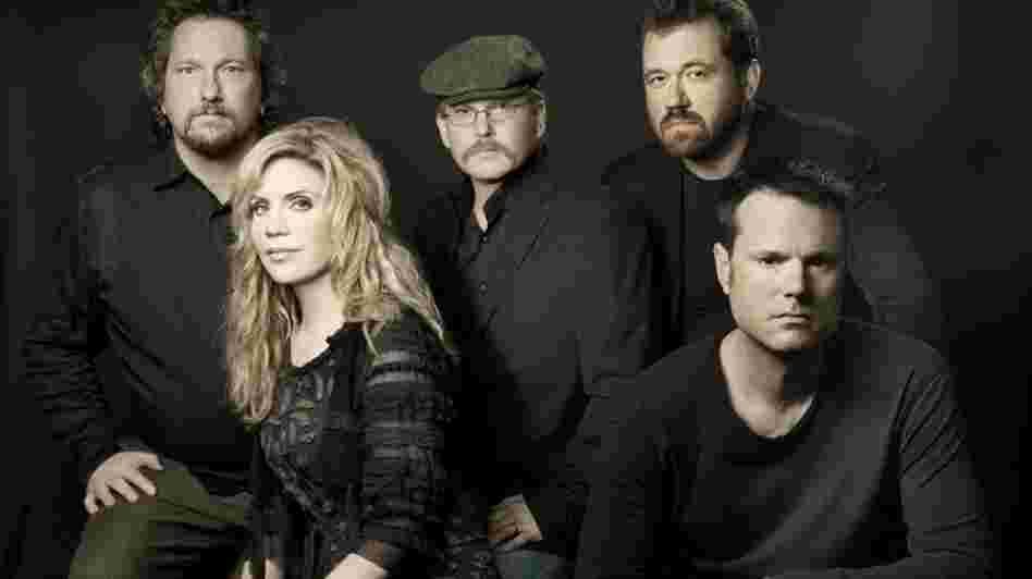 Alison Krauss and Union Station performed on World Cafe.
