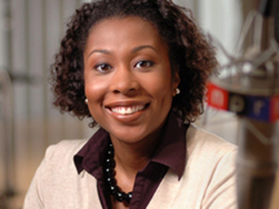 NPR News Names Audie Cornish Host Of Weekend Edition ...