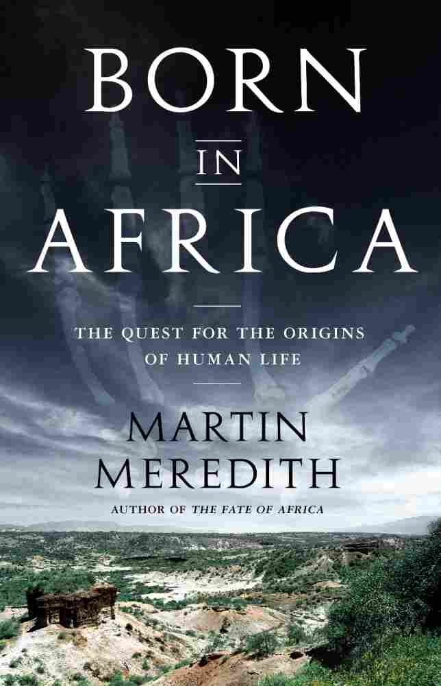 Cover of 'Born In Africa'