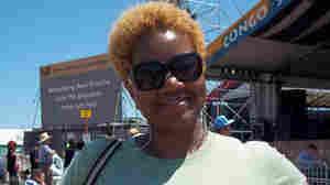 Meet The Jazz Audience: Kimberly Dilosa