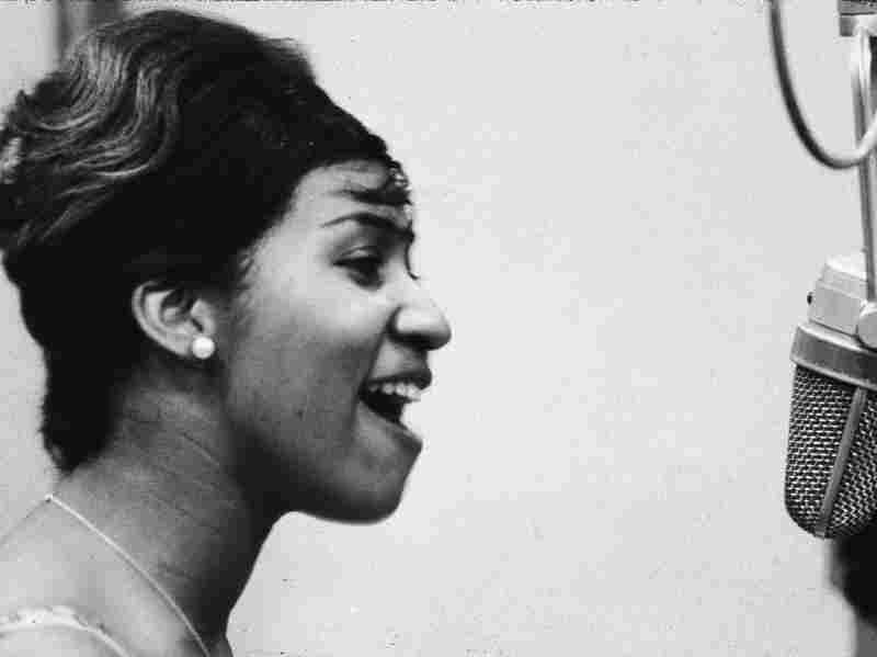 The new Aretha Franklin compilation Take a Look features the legendary singer's music from her years with Columbia Records.