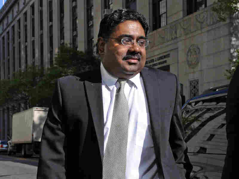 Billionaire investor Raj Rajaratnam was convicted of insider trading. Prosecutors had alleged he made profits and avoided losses totaling more than $60 million from illegal tips.