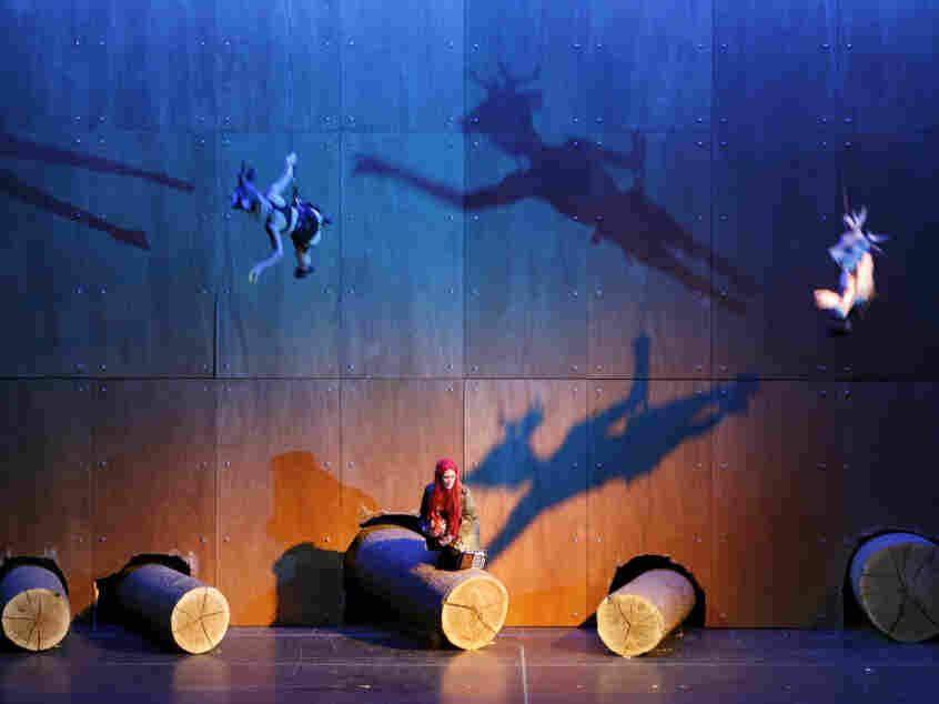 'Herodiade' at Vlaamse Opera, Belgium.