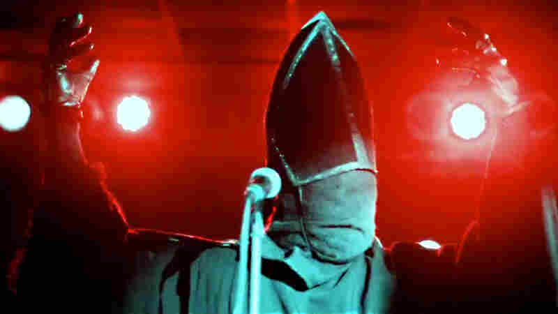 A still of Portal performing live from Maryland Deathfest: The Movie II.
