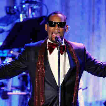R. Kelly onstage at the 2011 Pre-Grammy Gala in February.