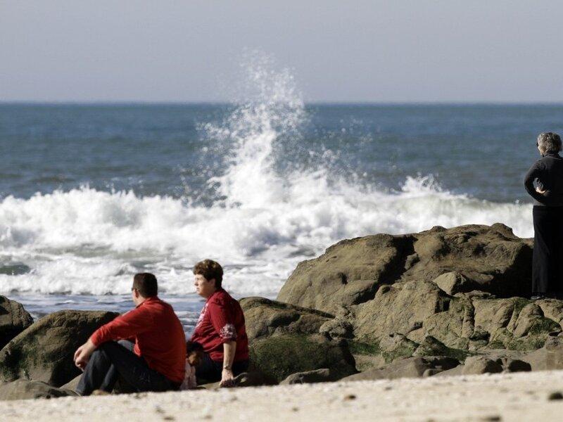 In Half Moon Bay, Calif , Deep Cuts Reshape City Hall : NPR