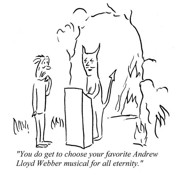 Cartoon by Pablo Helguera