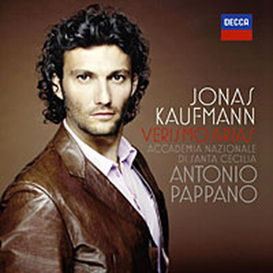Cover for Jonas Kaufmann.