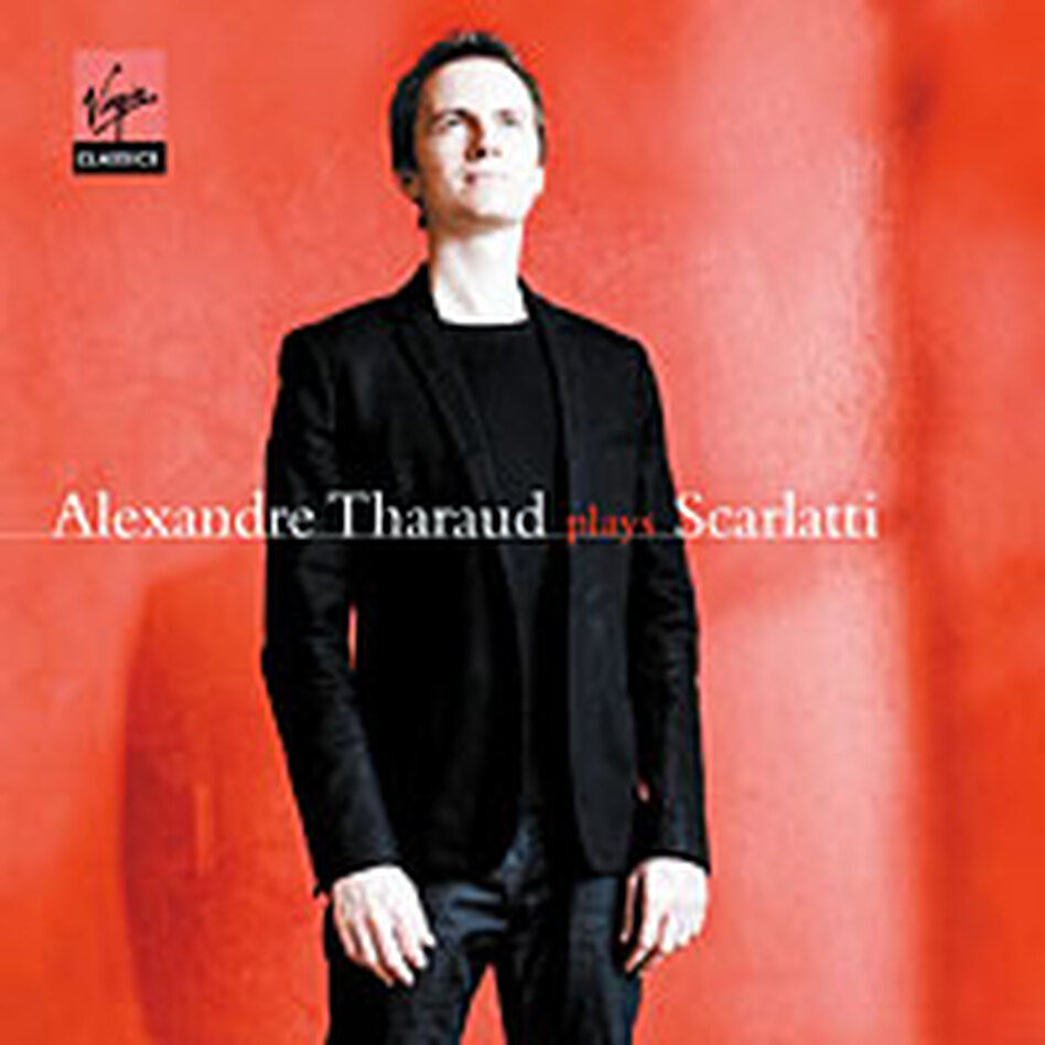 Cover for Alexandre Tharaud (Virgin Classics)