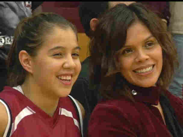 Cecilee Moses wanted to prove she could coach, but also to inspire her children and other Native Americans.
