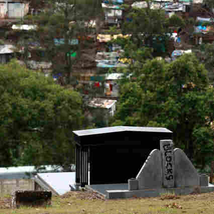 Pressed For Space, South African City Recycles Graves