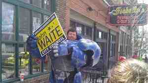 Candidate John Waite