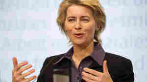 """Ursula von der Leyen, the German labor minister, says voluntary gender quotas set by companies won't be sufficient. """"I want to see concrete figures and results from the DAX top 30 post-haste. Otherwise we will start negotiating with legal measures,"""" she says."""