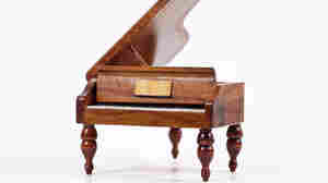 A Toy Piano Played Like A Grand, Baby