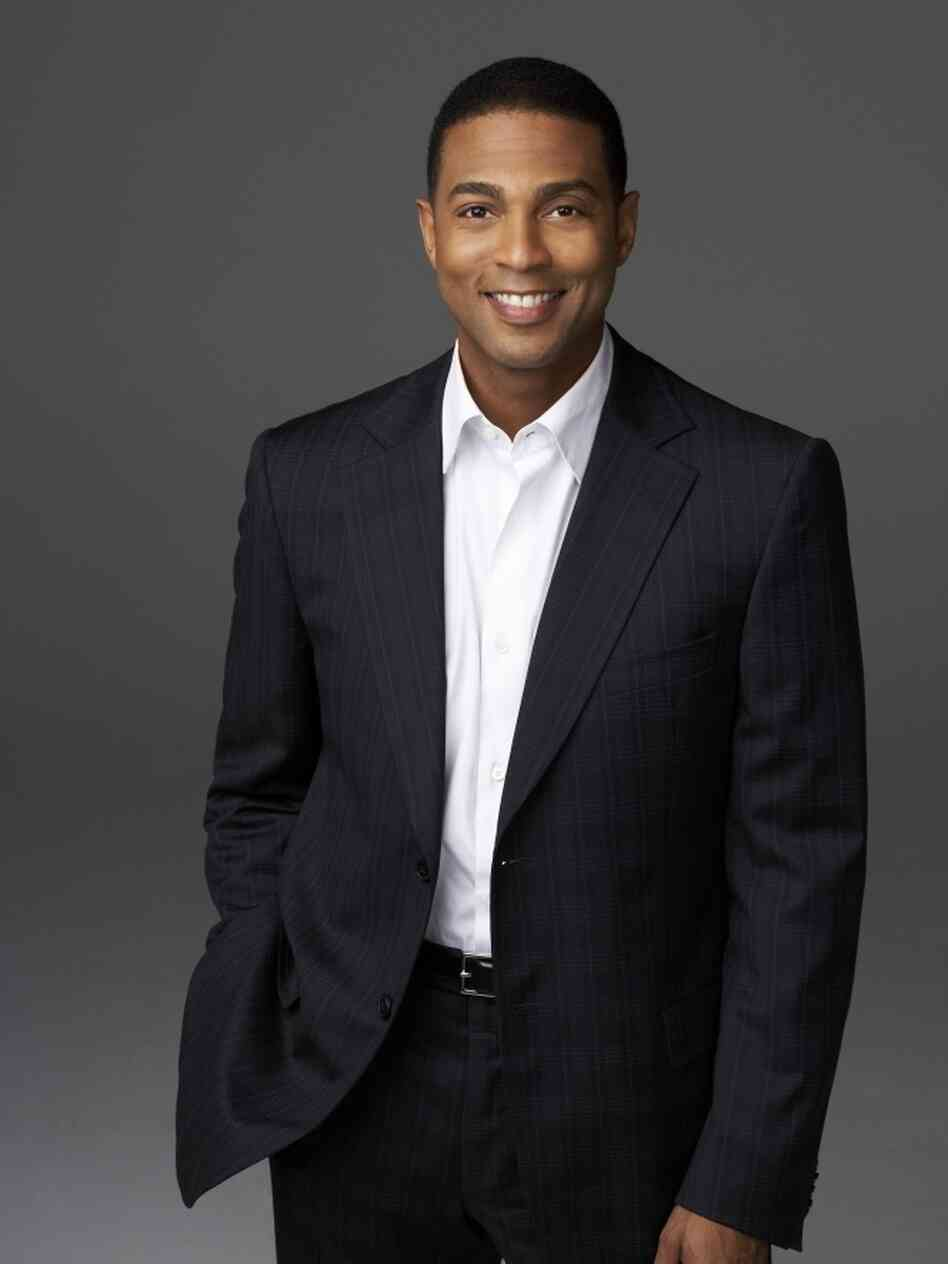 "CNN anchorman Don Lemon says his mentors and agents challenged him to consider whether he was willing to wear ""the gay anchor"" label throughout his career. ""And I'd have to say, at this point, why the hell not?"" he says."