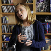 Jackie Evancho performs a Tiny Desk Concert at the NPR Music offices.