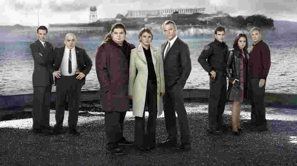 The cast of Fox's new series Alcatraz, including Jason Butler Harner, Jonny Coyne, Jorge Garcia, Sarah Jones, Sam Neill, Santiago Cabrera, Parminder Nagra and Robert Forster, are among the attractions at Fox's upfront presentations, which happen today.