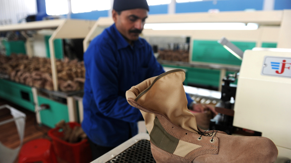 Pakistani Workers' Land Of Opportunity: Afghanistan?