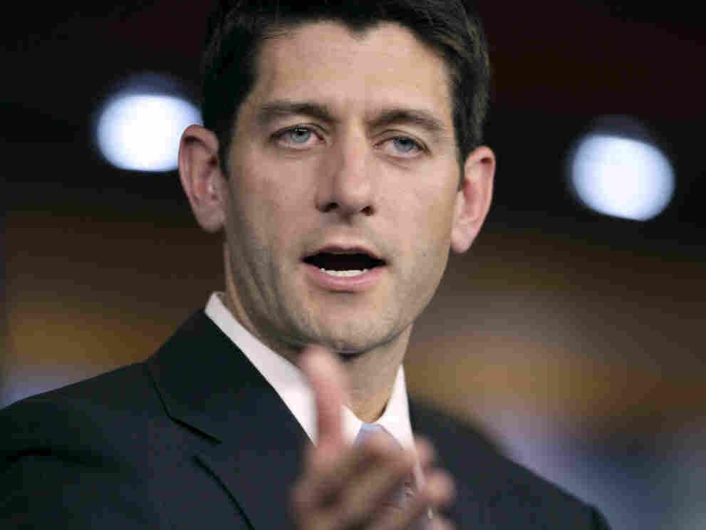 Rep. Paul Ryan, April 13, 2011.