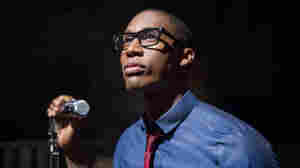 Raphael Saadiq's fourth studio album is titled Stone Rollin'.