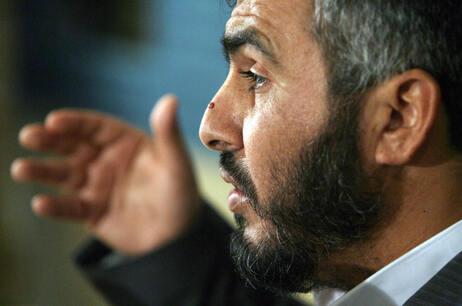 Hamas' Deputy Foreign Minister Ghazi Hamad.