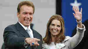 Happier times: Nov. 17, 2003, Arnold Schwarzenegger is sworn in as governor of California.