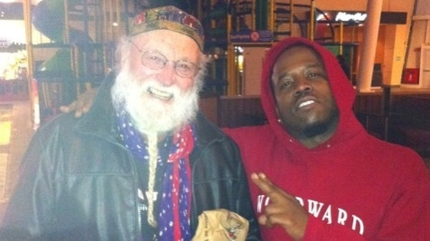 Big Boi and Terry Riley: You didn't see this one coming, did you? (courtesy of the artists)