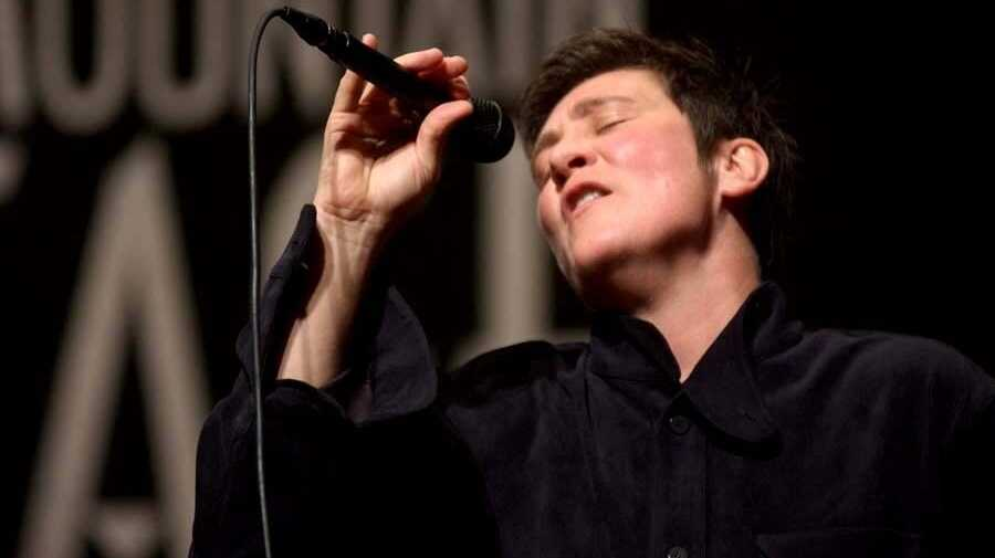 k.d. lang On Mountain Stage
