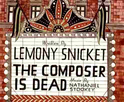 'The Composer Is Dead': darkly humorous, but a hit with all age groups.