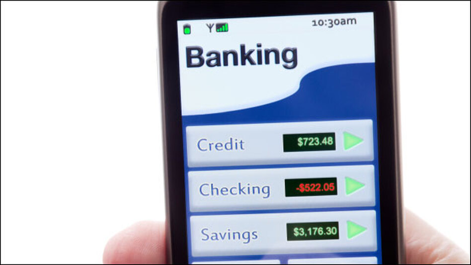 Mobile apps are one mechanism helping the tech-savvy to manage their finances.