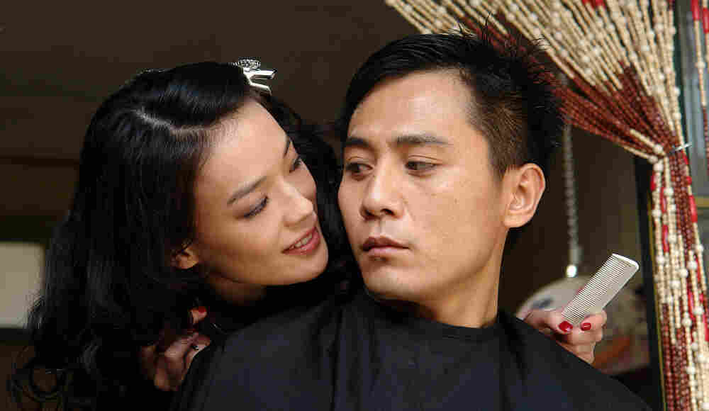 A Prodigal Girlfriend: Opportunistic beauty Peiru (Shu Qi) exploits Beijing policeman  Zhendong (Liu Ye) financially and emotionally, only to discover — too late? — that she's in love with him.