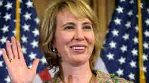 Surgeons Place Patch In Giffords' Skull