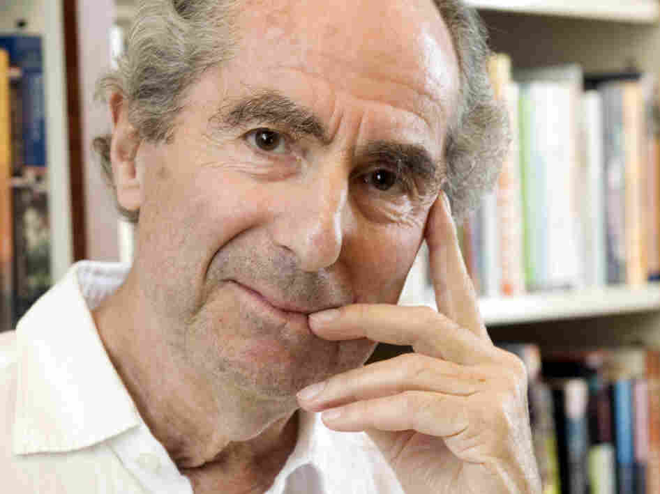 Philip Roth, seen here in a 2008 file photo, today won the Man Booker International Prize.