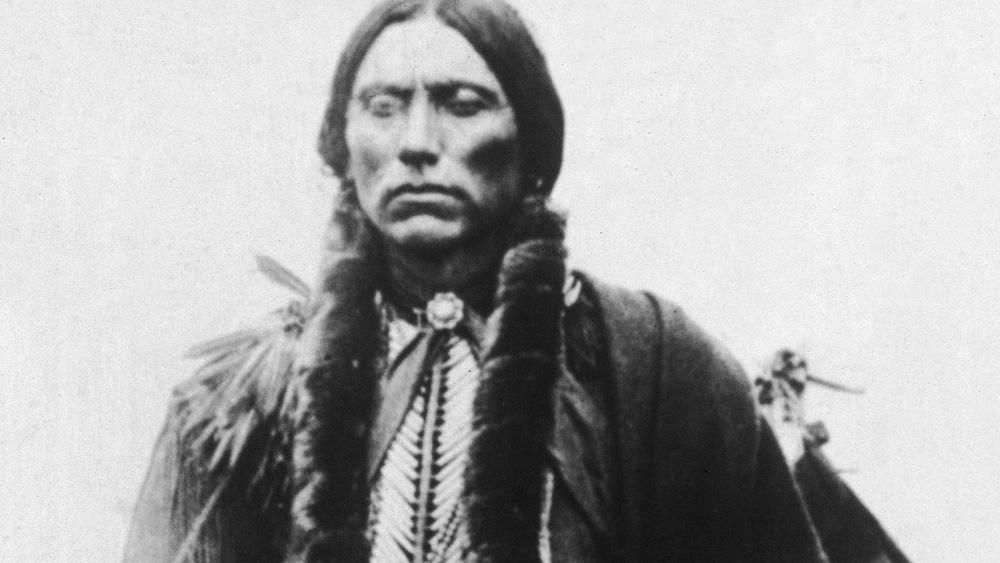 Something Cheyenne indian girl nude final
