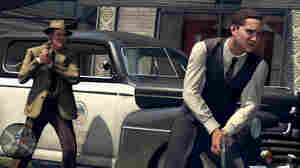 'L.A. Noire' Is A Video Game That Plays Like A Film