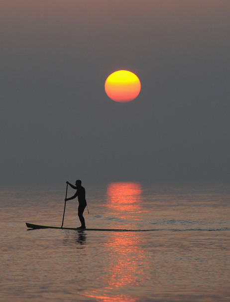 We may wish for our souls to paddle on after the sun sets on our physical lives, but the evidence says we should focus on living in the here-and-now.