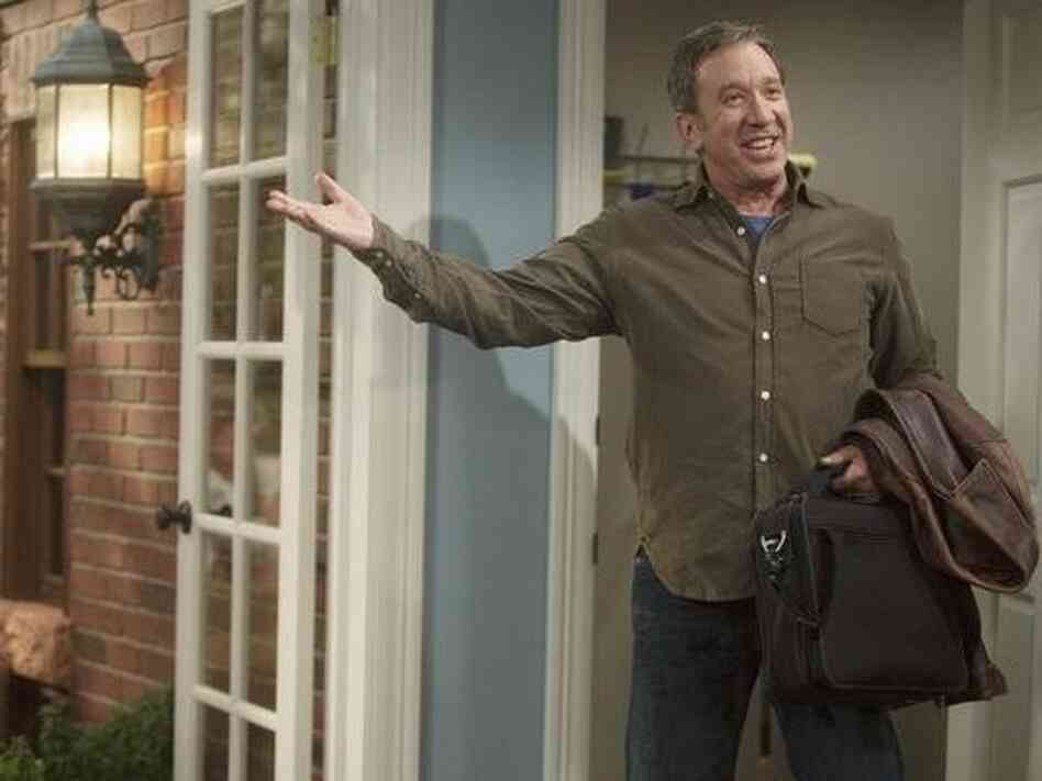 Tim Allen stars on ABC's new sitcom, Last Man Standing.