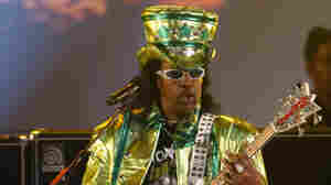 Bootsy Collins Brings Back The Funk