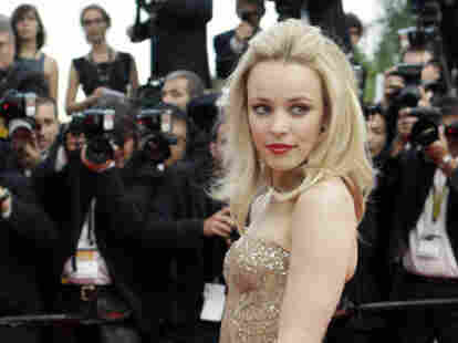 Actress Rachel McAdams plays the upwardly mobile fiance of a Hollywood screenwriter in Woody Allen's Midnight in Paris.