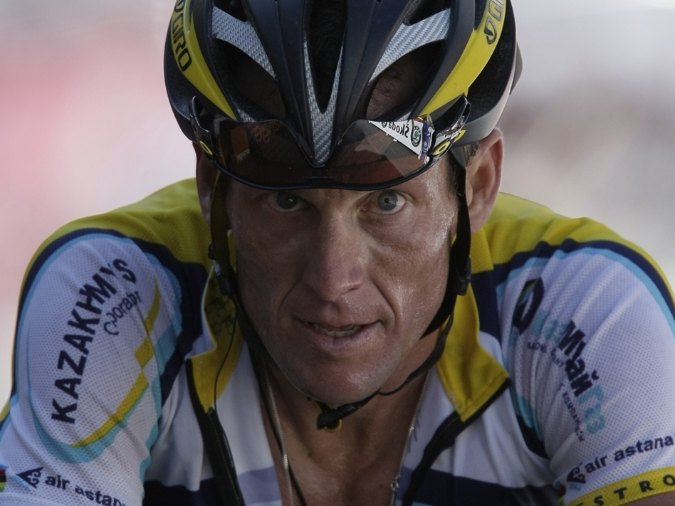 Seven-time Tour de France winner Lance Armstrong has been investigated for using illegal drugs to boost his performance. (AP)