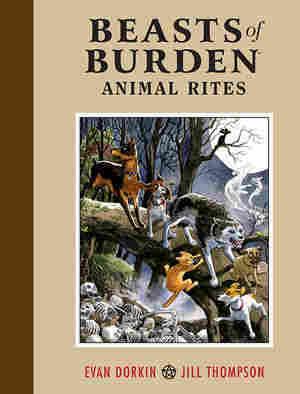 Cover of Beasts of Burden: Animal Rites