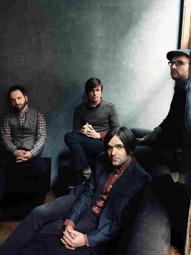 Death Cab for Cutie's new album, Codes and Keys, comes out May 31.